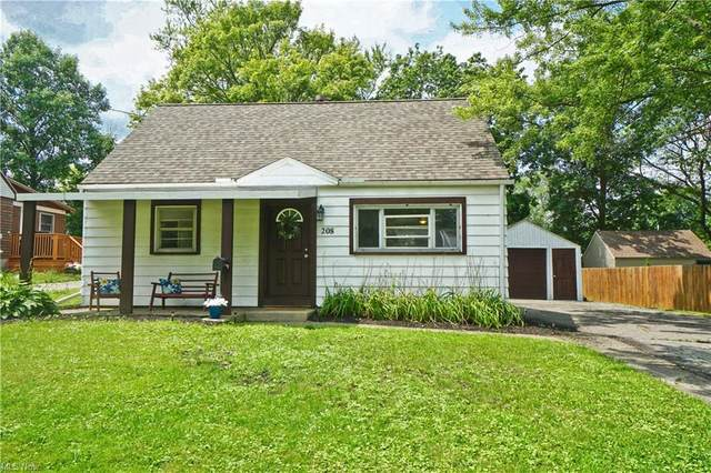 208 S Edgehill Avenue, Austintown, OH 44515 (MLS #4301193) :: Select Properties Realty