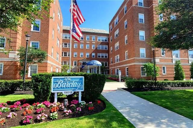 19015 Van Aken Boulevard #509, Shaker Heights, OH 44122 (MLS #4301195) :: The Art of Real Estate