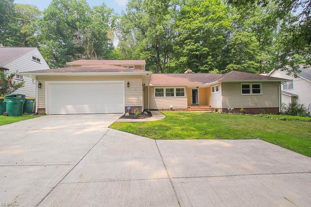 6014 Crossview Road, Seven Hills, OH 44131 (MLS #4301207) :: The Art of Real Estate