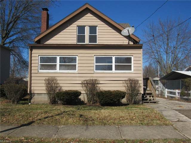 1069 Stanwood Avenue, Akron, OH 44314 (MLS #4301317) :: The Holly Ritchie Team