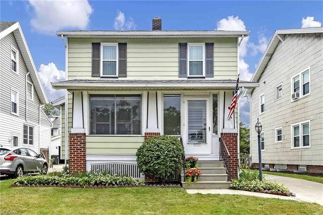17325 Franklin Avenue, Lakewood, OH 44107 (MLS #4301405) :: The Holden Agency