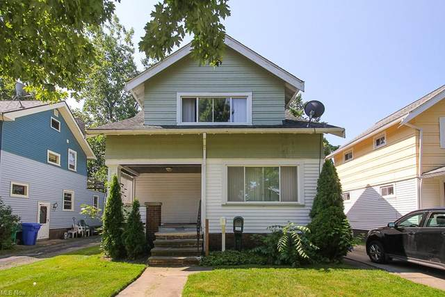 14027 Parkdale, Cleveland, OH 44111 (MLS #4301417) :: The Jess Nader Team   REMAX CROSSROADS