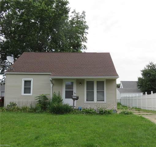 1216 Hawthorne Avenue SW, Canton, OH 44710 (MLS #4301427) :: Calabris Real Estate Group