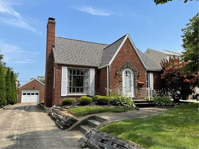 1117 Spangler Road NE, Canton, OH 44714 (MLS #4301447) :: Calabris Real Estate Group