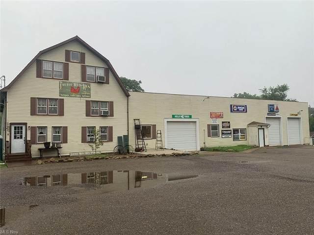 1264 W State Street, Salem, OH 44460 (MLS #4301451) :: Tammy Grogan and Associates at Keller Williams Chervenic Realty