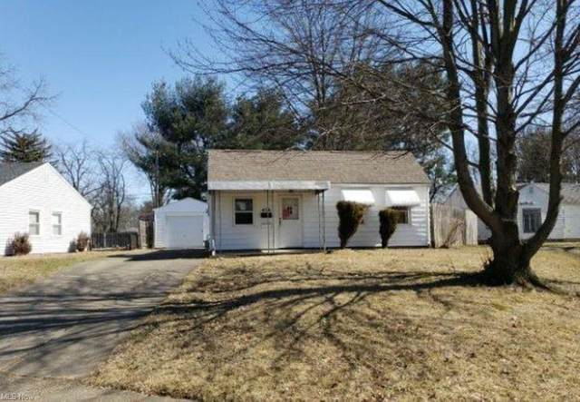 454 Carver Street NW, Massillon, OH 44647 (MLS #4301462) :: Keller Williams Legacy Group Realty