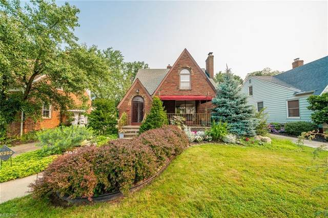 20360 Parkview Avenue, Rocky River, OH 44116 (MLS #4301472) :: The City Team