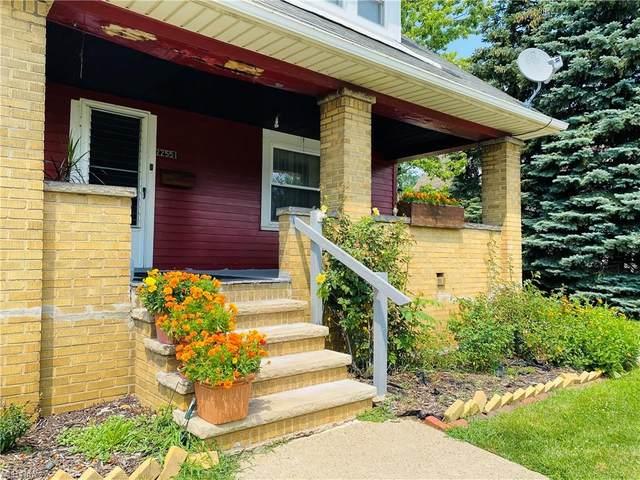 22551 Nicholas Avenue, Euclid, OH 44123 (MLS #4301475) :: TG Real Estate
