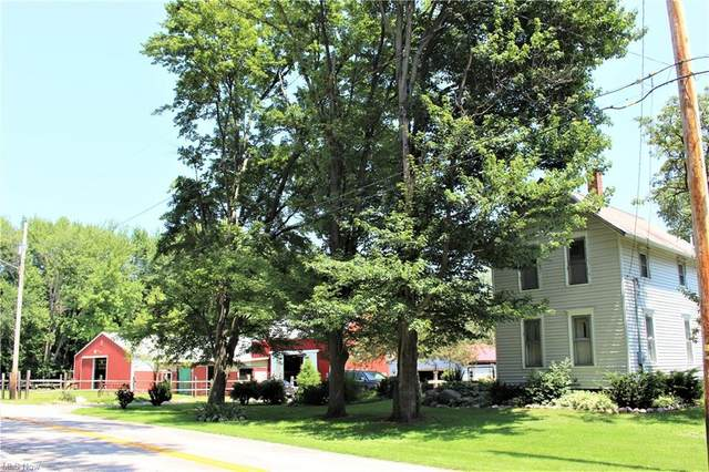 6985 S Dewey Road, Amherst, OH 44001 (MLS #4301504) :: The Art of Real Estate