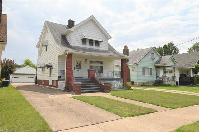 9102 Bancroft Avenue, Cleveland, OH 44105 (MLS #4301523) :: Select Properties Realty