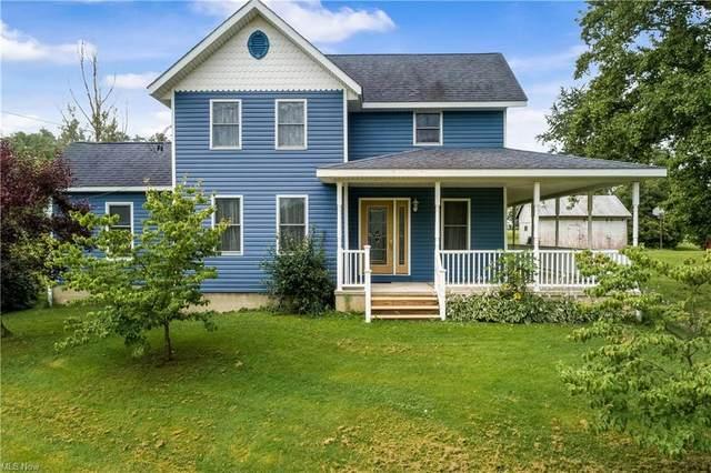 128 Diagonal Road, Burbank, OH 44214 (MLS #4301560) :: The Art of Real Estate