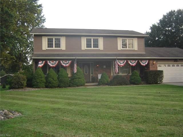 252 Ridge Road, Mogadore, OH 44260 (MLS #4301581) :: Vines Team