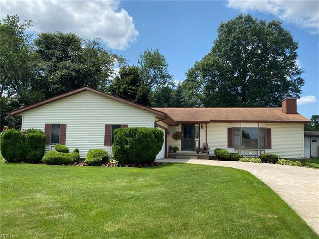541 Tanya Avenue NW, Massillon, OH 44646 (MLS #4301582) :: Keller Williams Legacy Group Realty