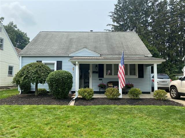 256 S Roanoke Avenue, Austintown, OH 44515 (MLS #4301636) :: Select Properties Realty