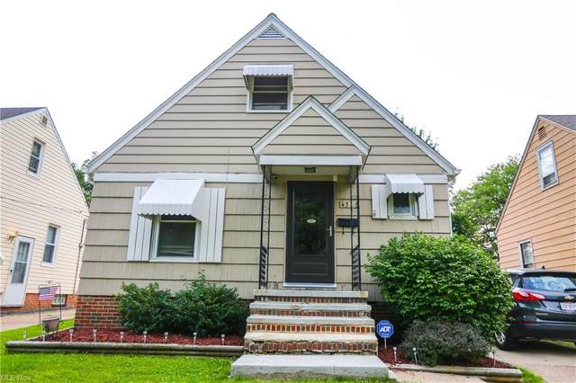 4316 W 57th Street, Cleveland, OH 44144 (MLS #4301657) :: The Art of Real Estate