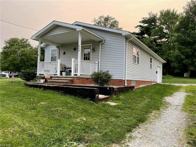 559 Sterling Avenue NW, Carrollton, OH 44615 (MLS #4301663) :: Calabris Real Estate Group