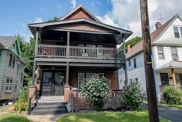 2630 E 122nd Street, Cleveland, OH 44120 (MLS #4301702) :: Keller Williams Chervenic Realty