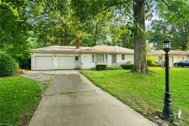 3829 Chaucer Lane, Youngstown, OH 44511 (MLS #4301715) :: Select Properties Realty