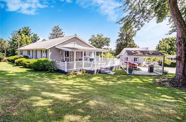 1360 Clay Street, Zanesville, OH 43701 (MLS #4301741) :: The Art of Real Estate