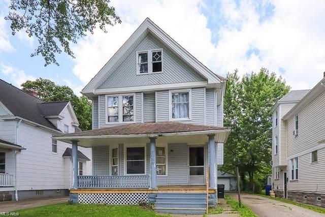 2056 W 101st Street, Cleveland, OH 44102 (MLS #4301752) :: Tammy Grogan and Associates at Keller Williams Chervenic Realty