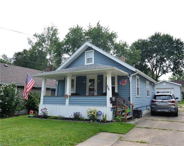 604 King Street, Ravenna, OH 44266 (MLS #4301754) :: The Holly Ritchie Team
