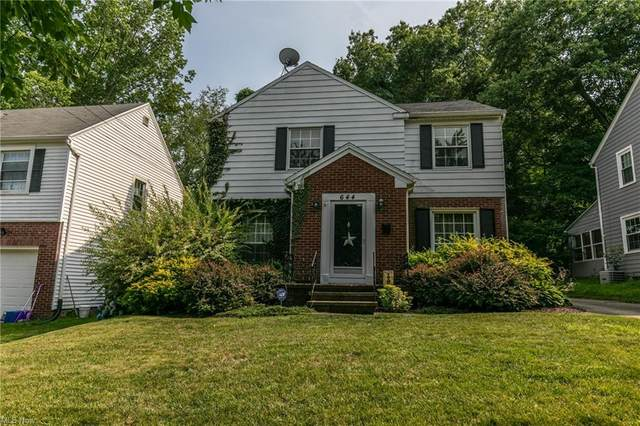 644 Ecton Road, Akron, OH 44303 (MLS #4301756) :: The Holden Agency