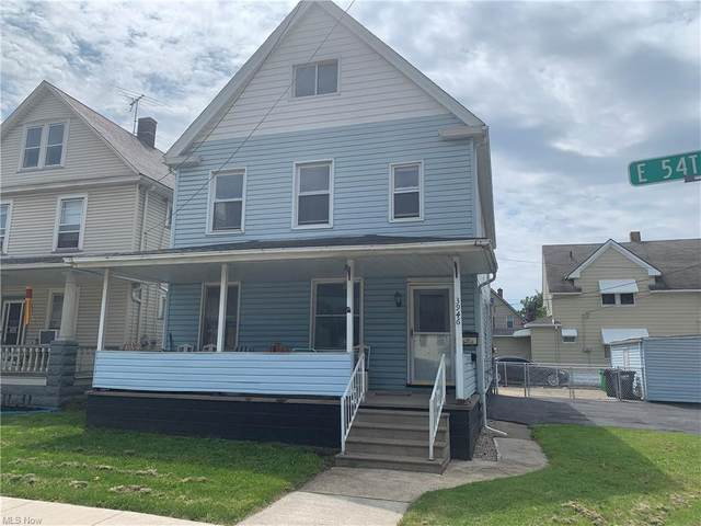 3946 E 54th Street, Newburgh Heights, OH 44105 (MLS #4301767) :: Keller Williams Legacy Group Realty