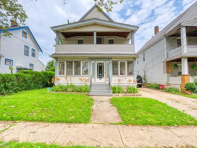 4426 Woburn Avenue, Cleveland, OH 44109 (MLS #4301770) :: The Art of Real Estate