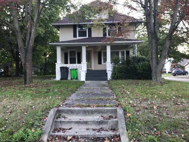 805 S Rockhill Avenue, Alliance, OH 44601 (MLS #4301809) :: The Art of Real Estate