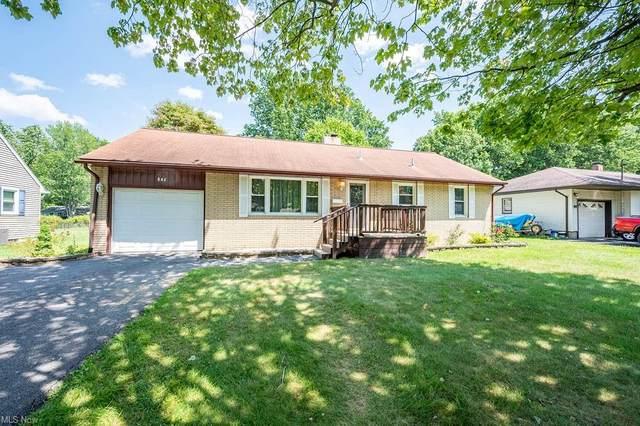 846 Adams Avenue, Salem, OH 44460 (MLS #4301862) :: Select Properties Realty