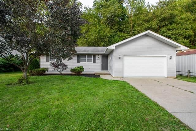 1017 Ray Avenue NE, New Philadelphia, OH 44663 (MLS #4301886) :: The Art of Real Estate