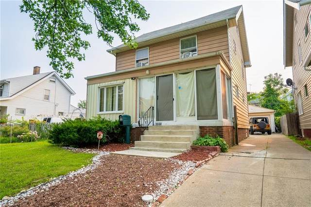 3550 W 128th Street, Cleveland, OH 44111 (MLS #4301896) :: RE/MAX Edge Realty