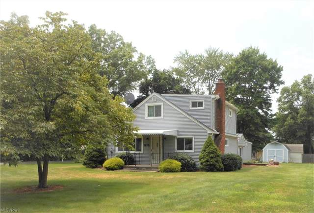 818 Humble Road, Tallmadge, OH 44278 (MLS #4301900) :: RE/MAX Trends Realty