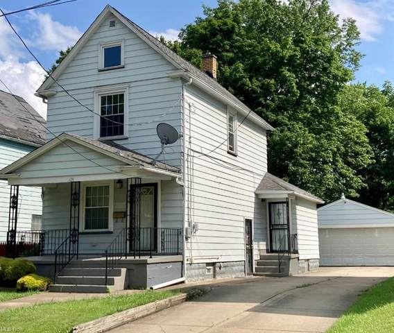 421 Willis Avenue, Youngstown, OH 44511 (MLS #4301901) :: Keller Williams Chervenic Realty