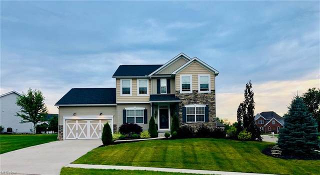 3662 Shepherd Street NW, North Canton, OH 44720 (MLS #4301902) :: The Art of Real Estate