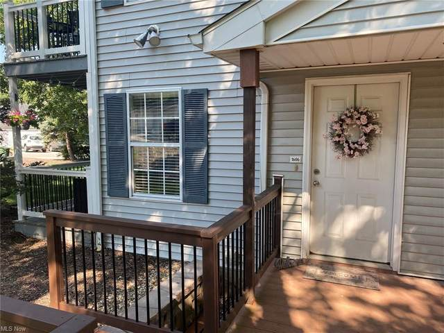 1606 Stoney Run Trail #1606, Broadview Heights, OH 44147 (MLS #4301907) :: The Art of Real Estate