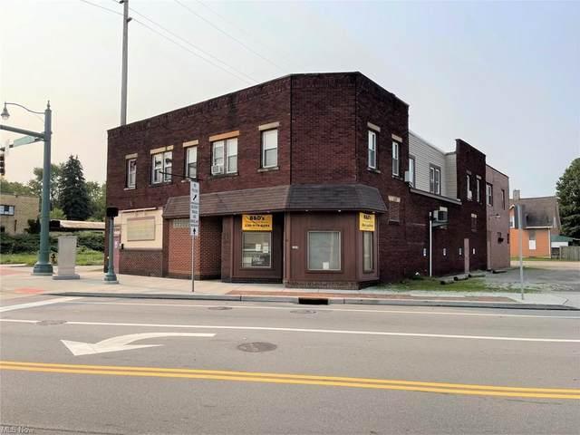 2360 Mahoning Road NE, Canton, OH 44705 (MLS #4301919) :: The Kaszyca Team
