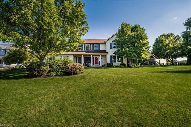 6738 Thicket Street NW, Canton, OH 44708 (MLS #4301933) :: The Kaszyca Team
