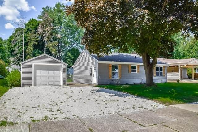 1298 Linden Avenue, Akron, OH 44310 (MLS #4301934) :: Keller Williams Legacy Group Realty