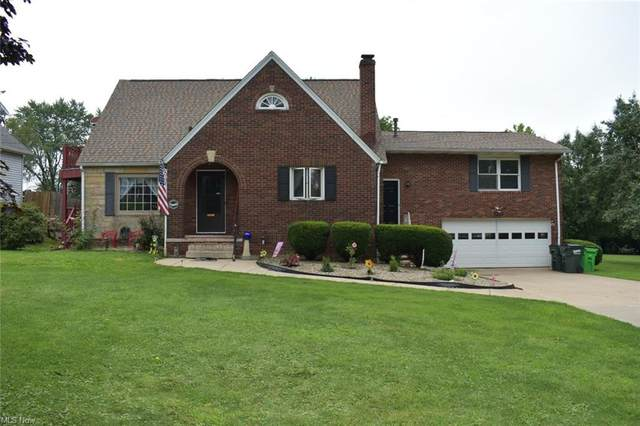 380 Portsmouth Street, Barberton, OH 44203 (MLS #4301958) :: Select Properties Realty