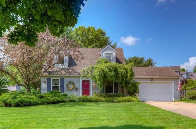 9546 Glencairn Lane, Olmsted Falls, OH 44138 (MLS #4301990) :: The Art of Real Estate