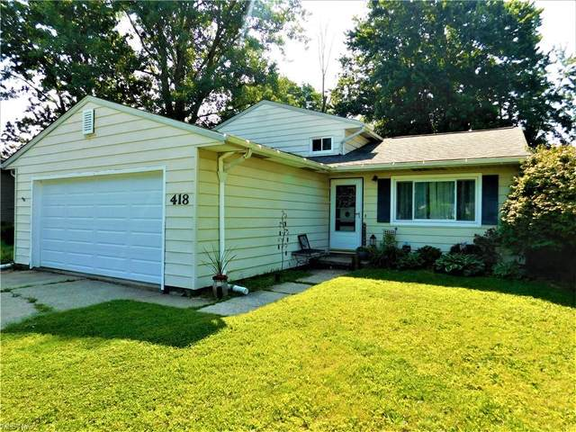 418 Hickory Lane, Painesville, OH 44077 (MLS #4302027) :: The Jess Nader Team | REMAX CROSSROADS