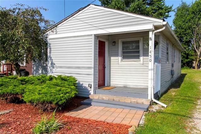 1450 E 359th Street, Eastlake, OH 44095 (MLS #4302034) :: The Holden Agency