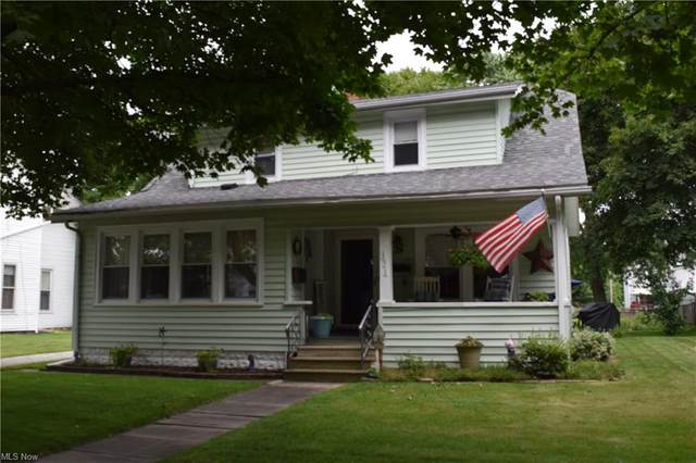 131 Sylvester Street, Barberton, OH 44203 (MLS #4302057) :: The Holden Agency
