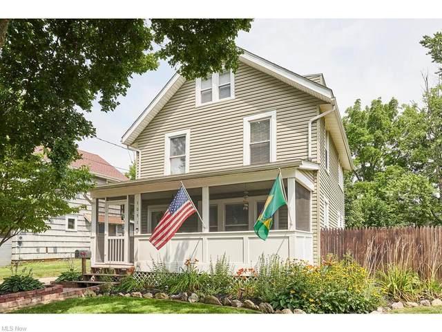 1051 Mount Vernon Avenue, Akron, OH 44310 (MLS #4302068) :: Keller Williams Chervenic Realty