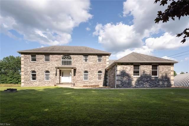 1331 N Salem Warren Road, North Jackson, OH 44451 (MLS #4302098) :: TG Real Estate