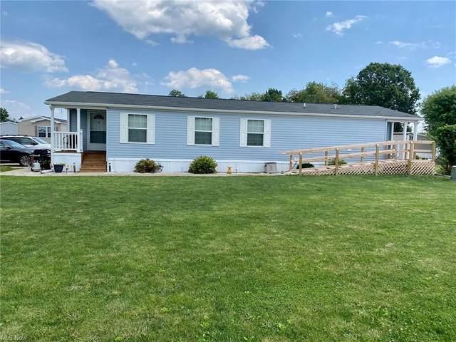 3 Susan Circle #3, Wintersville, OH 43953 (MLS #4302125) :: TG Real Estate