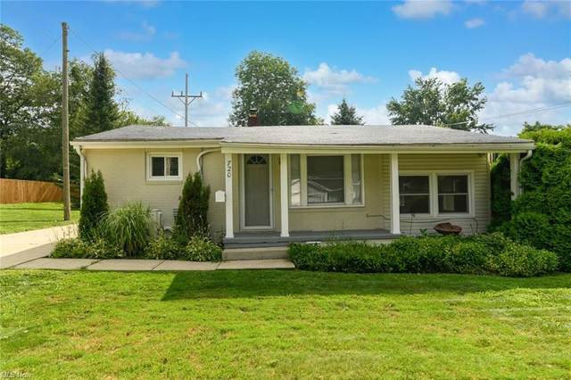 720 Emerson Avenue NW, North Canton, OH 44720 (MLS #4302159) :: The Art of Real Estate