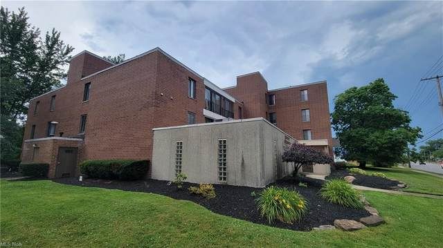 2440 Noble Road #206, Cleveland Heights, OH 44121 (MLS #4302162) :: The Art of Real Estate