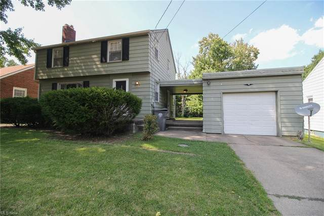 1758 Ridgelawn Avenue, Youngstown, OH 44509 (MLS #4302166) :: RE/MAX Trends Realty